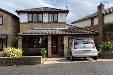 3 bedroom detached house for sale - Churchfields, Barry