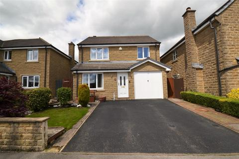 4 bedroom detached house for sale - Stonehouse Drive, Queensbury, Bradford