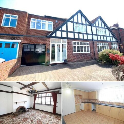 4 bedroom house for sale - Millfield Gardens, Tynemouth