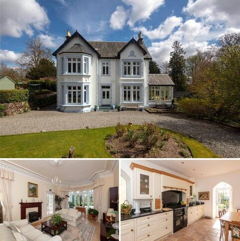 6 bedroom character property for sale - Burnbrae, 2 The Clachan, Balfron, G63