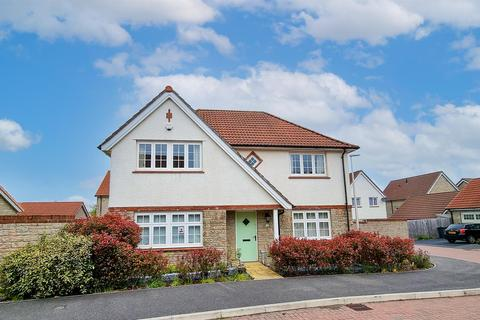 4 bedroom detached house for sale - Walters Field, Roundswell, Barnstaple
