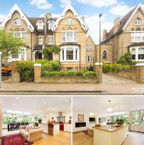 6 bedroom semi-detached house for sale - Ravenna Road, Putney, London, SW15