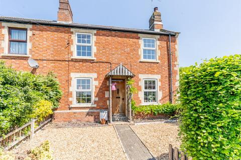 2 bedroom end of terrace house for sale - High Street, Lavendon