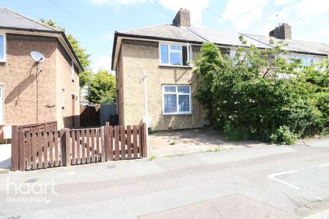 2 bedroom end of terrace house for sale - Ilchester Road, Dagenham