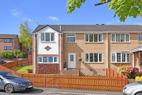 4 bedroom semi-detached house for sale - Burns Drive, Dronfield, Derbyshire, S18 1NJ