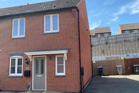 3 bedroom semi-detached house to rent - Monmouth Way, Grantham, Grantham, NG31