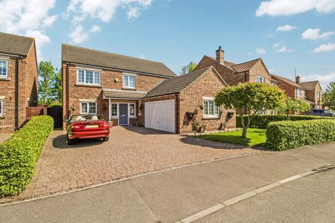 4 bedroom detached house for sale - Carisbrooke Way, Weston Hills, Spalding, PE12 6DS