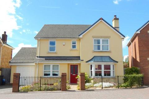 4 bedroom detached house for sale - Pebblestone Place, St. Clare`s Close