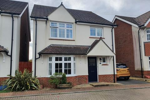 4 bedroom detached house to rent - Ffordd Watkins, Birchgrove, Swansea, City And County of Swansea.