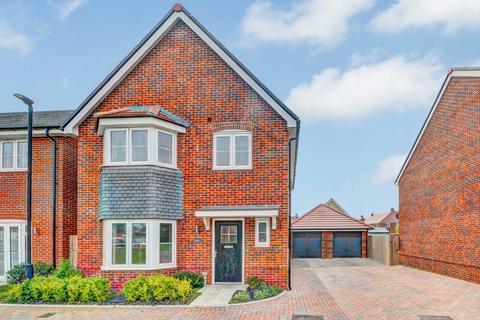 4 bedroom detached house for sale - Hedgerow Walk, Longwick