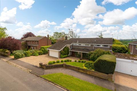 5 bedroom detached house for sale - Churchill Close, Streatley, Luton, Bedfordshire, LU3