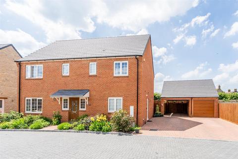 4 bedroom detached house for sale - Old Brickyard Close, Lavendon