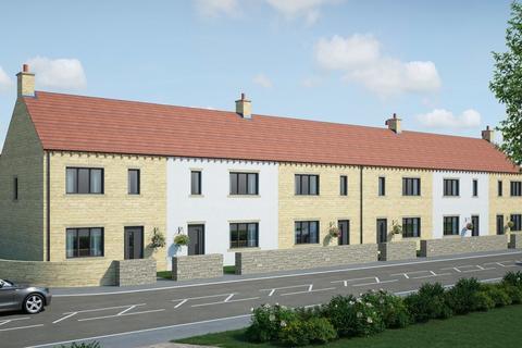 3 bedroom terraced house for sale - Plot 8, Spitfire House, Allanfield Grange, Deighton Road, Wetherby, LS22
