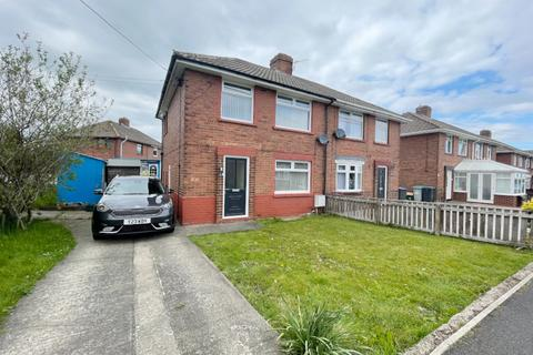 3 bedroom semi-detached house for sale - Beechdale Road, Consett