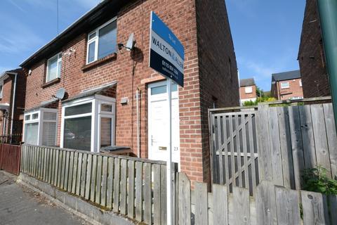 2 bedroom semi-detached house to rent - Laburnum Street, Nottingham