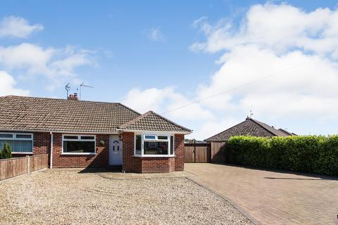3 bedroom semi-detached bungalow for sale - Allerton Road, Sprowston, Norwich