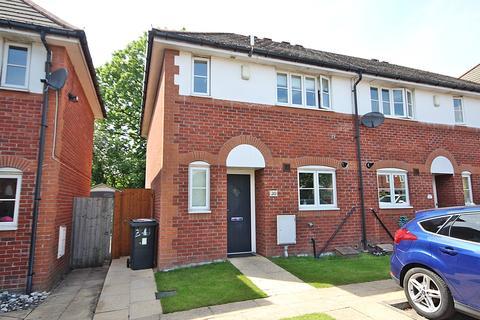 3 bedroom end of terrace house to rent - Spires Gardens, Winwick, Warrington, WA2