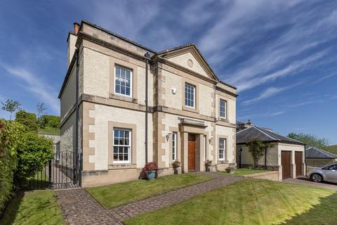 4 bedroom detached house for sale - 40 Bowmont Court, Heiton, Nr Kelso