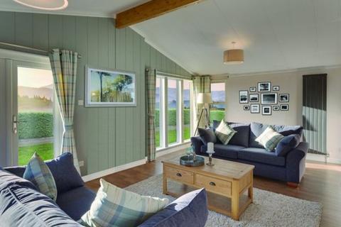 2 bedroom property for sale - The Willerby Acorn Residential Lodge, Glendevon Residential Holiday Home Park, Glendevon