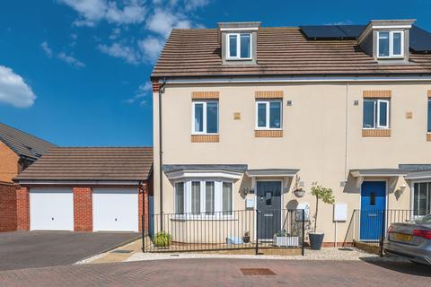 4 bedroom semi-detached house for sale - Hercules Way, Cardea, Peterborough