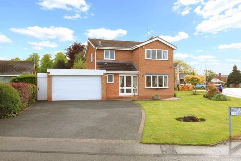 3 bedroom detached house for sale - 15 Wincote Drive, Tettenhall, Wolverhampton. WV6 8LR