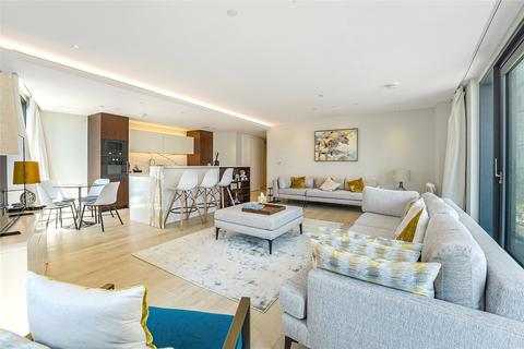 3 bedroom apartment to rent - Lighterman Towers, 1 Harbour Avenue, London, SW10