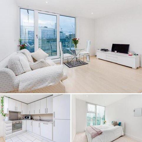 2 bedroom apartment to rent - Warwick Building, Chelsea Bridge Wharf, London, SW11