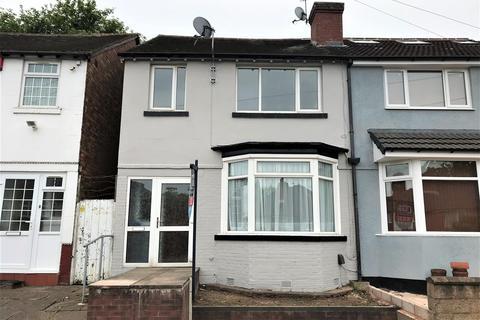 3 bedroom semi-detached house to rent - Uplands Road, Handsworth, Birmingham, B21 8BT