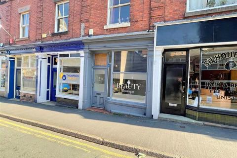 Shop to rent - Fountain Street, Leek, Staffordshire