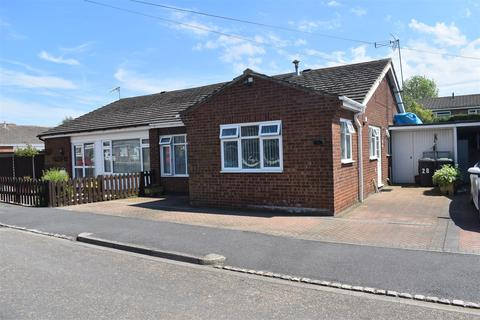 3 bedroom semi-detached bungalow for sale - Orchard Way, Cranfield, Bedford