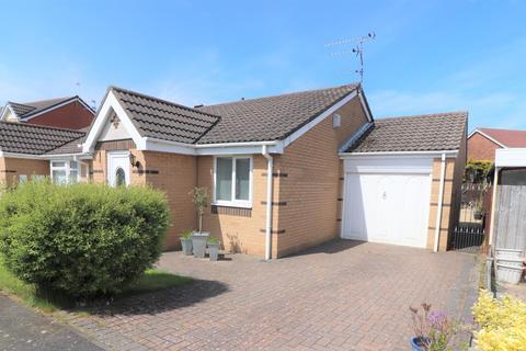 2 bedroom semi-detached bungalow for sale - Otterburn Drive, Fallowifield Estate, Ashington