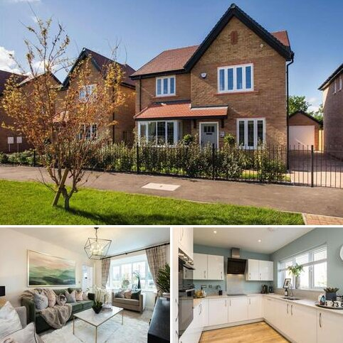 4 bedroom house for sale - The Langley, Tewkesbury Meadow, Tewkesbury
