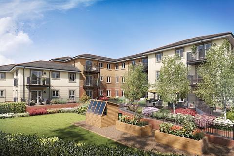 2 bedroom retirement property for sale - Plot TypicalTwoBedroomsProperty at Gordon Court, Flood Lane DT6