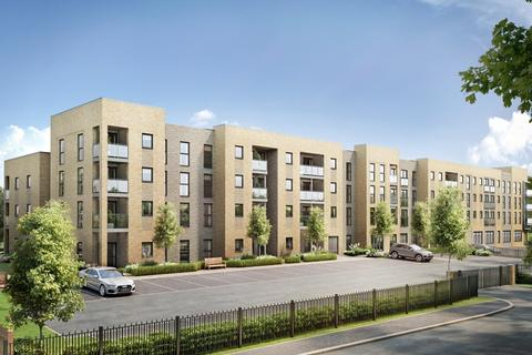 1 bedroom retirement property for sale - Plot TypicalOneBedroomProperty at Gilbert Place, Lowry Way SN3