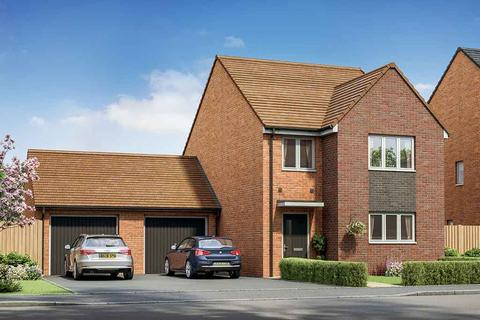 4 bedroom house for sale - Plot 107, The Winchester at The Sycamores, Stockton-on-Tees, Off Bath Lane, Stockton-on-Tees TS18