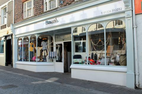 Retail property (high street) for sale - Yacht Chandlery & Outdoor Leisure Clothing Retailer Located In Falmouth
