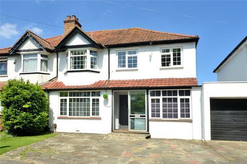 4 bedroom semi-detached house for sale - Brookfield Avenue, Sutton, SM1