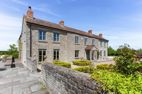 Farm for sale - Orchard Farm, Jarmany Hill, Barton St. David, Somerton, Somerset, TA11