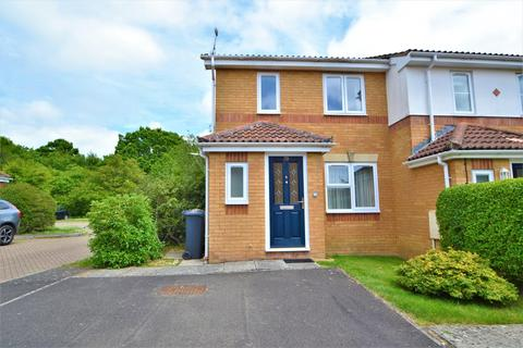 3 bedroom end of terrace house for sale - Knightwood Park