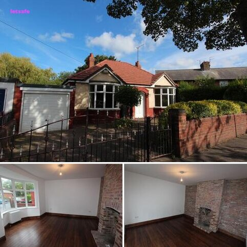 2 bedroom bungalow to rent - The Gardens, Whitley Bay.  NE25 8BQ