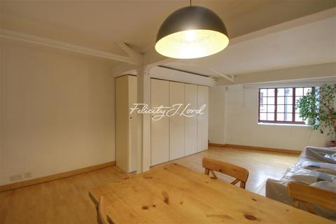 Studio to rent - New Crane Wharf, E1W