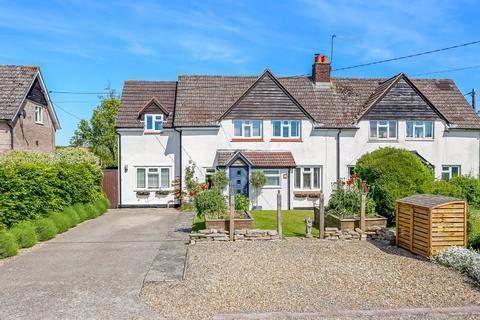 4 bedroom semi-detached house for sale - Sparsholt Fields, Woodman Lane, Sparsholt, Winchester, SO21