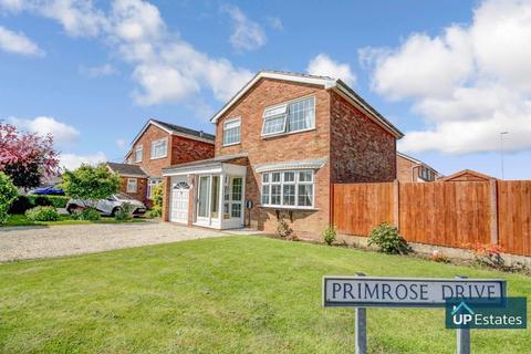 3 bedroom detached house for sale - Primrose Drive, Burbage, Hinckley