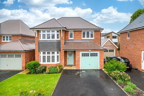 4 bedroom detached house for sale - Berry Close, Great Bowden