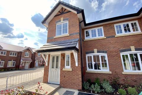 3 bedroom semi-detached house to rent - Cartwright Close, Eaton, Congleton