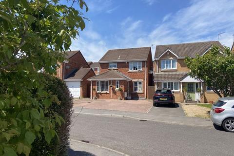 3 bedroom detached house for sale - 30 Coed-Y-Cadno, Pen-Y-Fai, Bridgend, CF31 4GA
