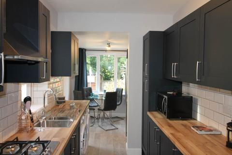 4 bedroom terraced house to rent - Markeaton Street, Derby,