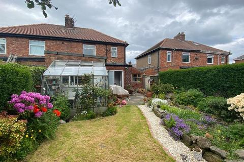 3 bedroom semi-detached house for sale - Jubilee Estate, Ashington, NE63 8SZ