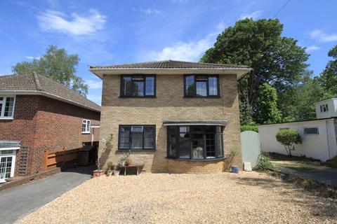 4 bedroom detached house for sale - Ingersley Rise, West End