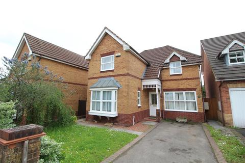 3 bedroom detached house for sale - Groes Close, Rogerstone, Newport